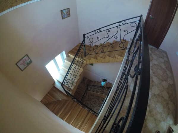 Гостевой дом «Жемчуг» на мысе Меганом (Судак)