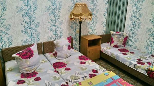 Мини-гостиница «Камелия» в Судаке