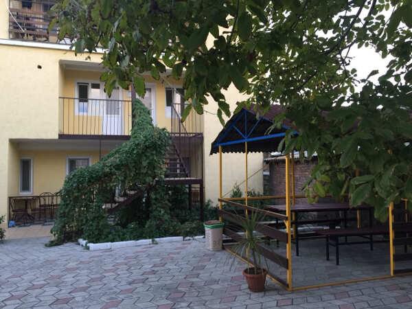 Мини-отель «Отдыхайте с нами» в Береговом