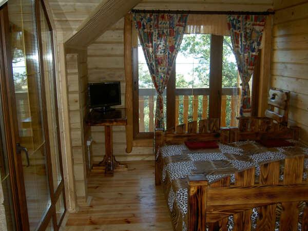 Гостиный дом Воронина в Гаспре (Ялта)