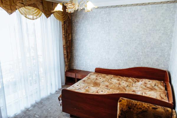 Номер Стандарт с двуспальной кроватью