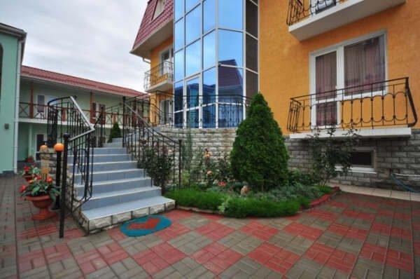 Отель СОН в Николаевке