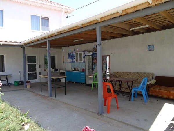 Мини-гостиница Капитания в Судаке