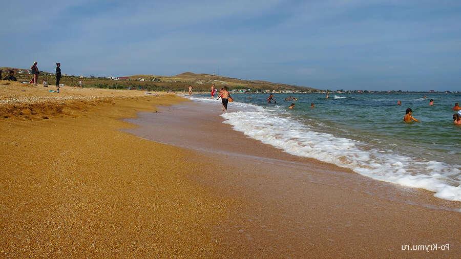 Между двух морей: комфортный отдых под Керчью