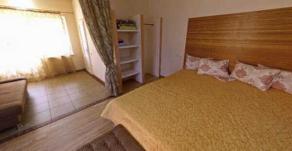 Гостевой дом «Агидель» в Оленевке