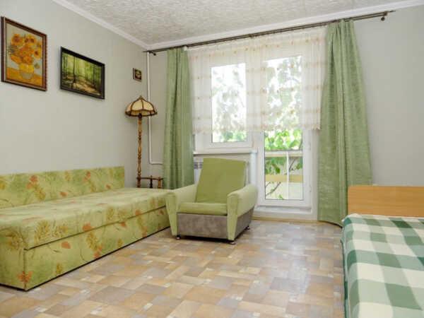 Гостевой дом Комиссарова 22а в Феодосии