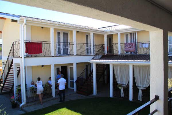 Гостиница Alden в Вязовой Роще (Севастополь)