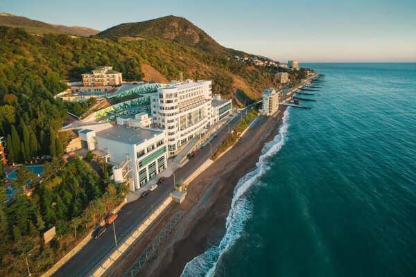 Отпуск в Алуште в отелях: рейтинг лучших гостиниц, цены, услуги