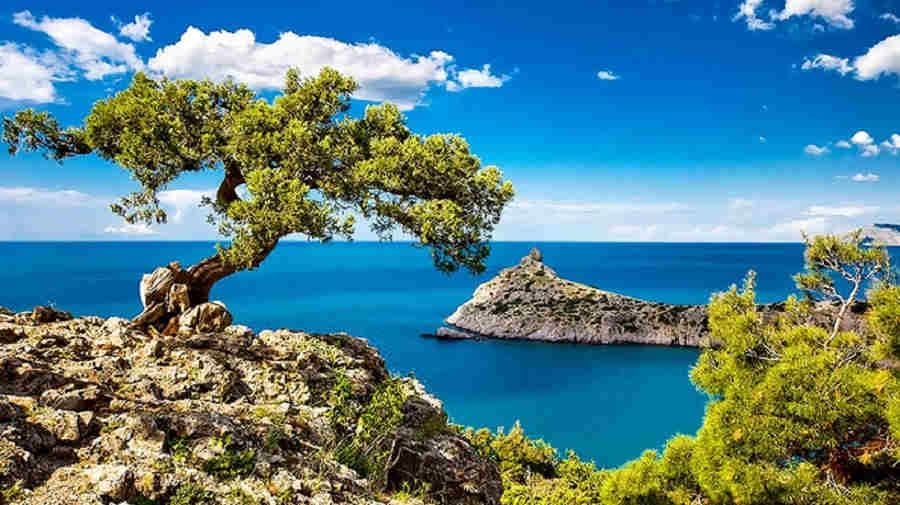 Лучший город для отдыха в Крыму