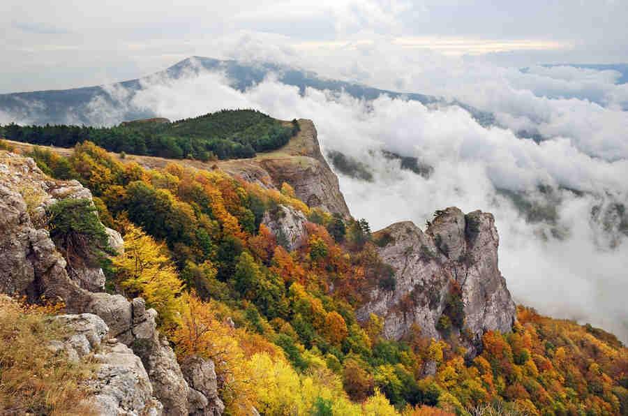 10 вещей, которые надо сделать в горах Крыма