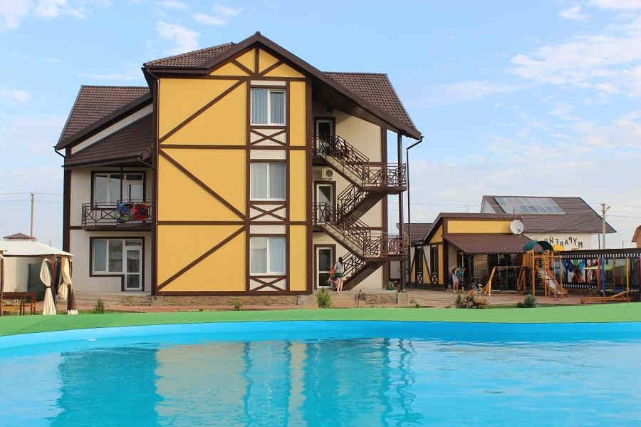 Лучшие отели в Заозерном, Крым: хороший и недорогой отдых!