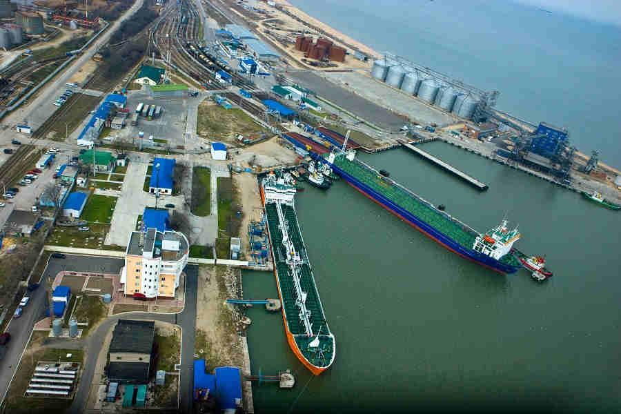 Порт Крым и порт Кавказ: адрес, телефон, расположение на карте