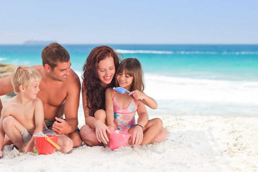 Лучшие пляжи в Крыму для детей и взрослых