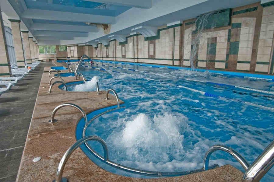 Санатории Крыма с бассейнами с морской водой