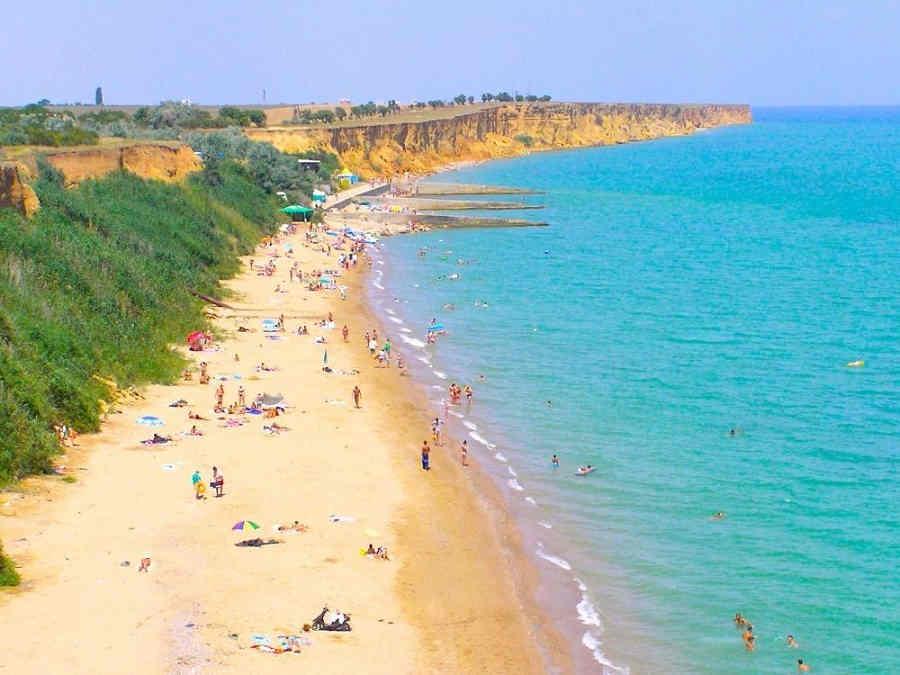 Феодосия, базы отдыха на берегу моря: недорого и уютно