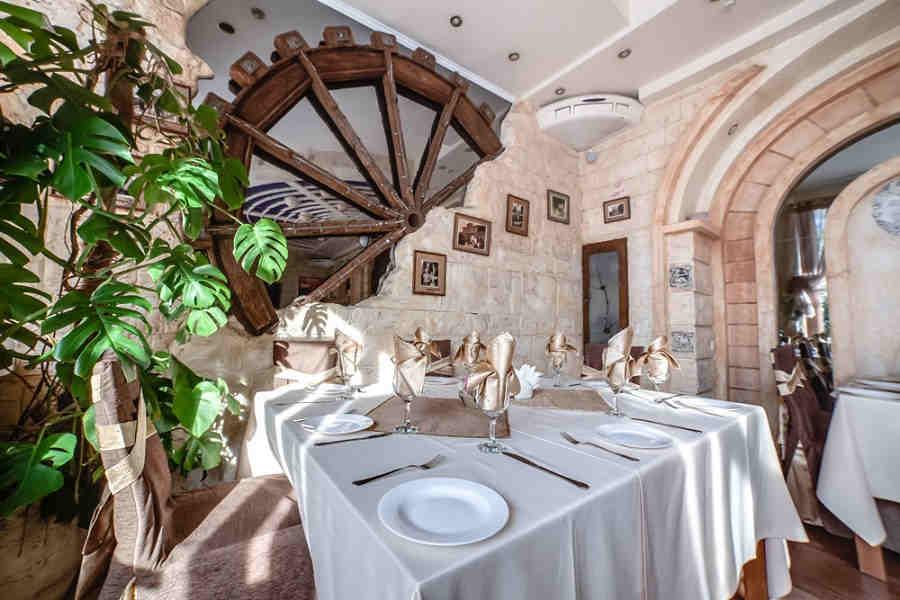 Лучшие рестораны и кафе Севастополя