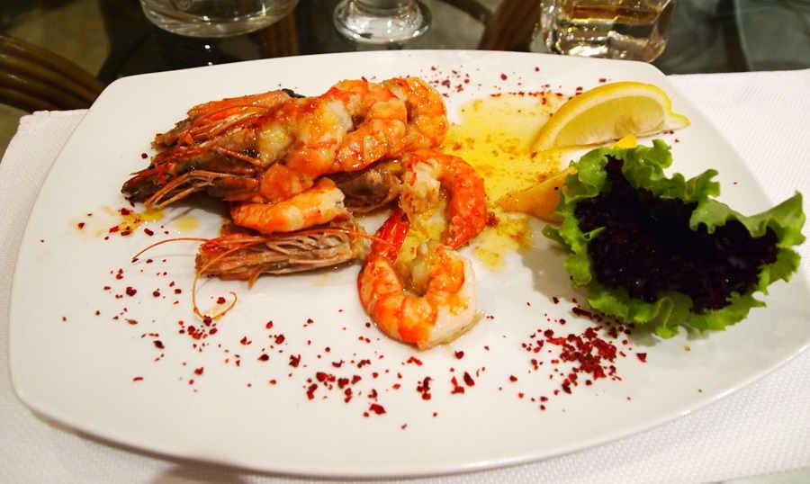 Ресторан «Шен», Симферополь: щедрый и вкусный праздник