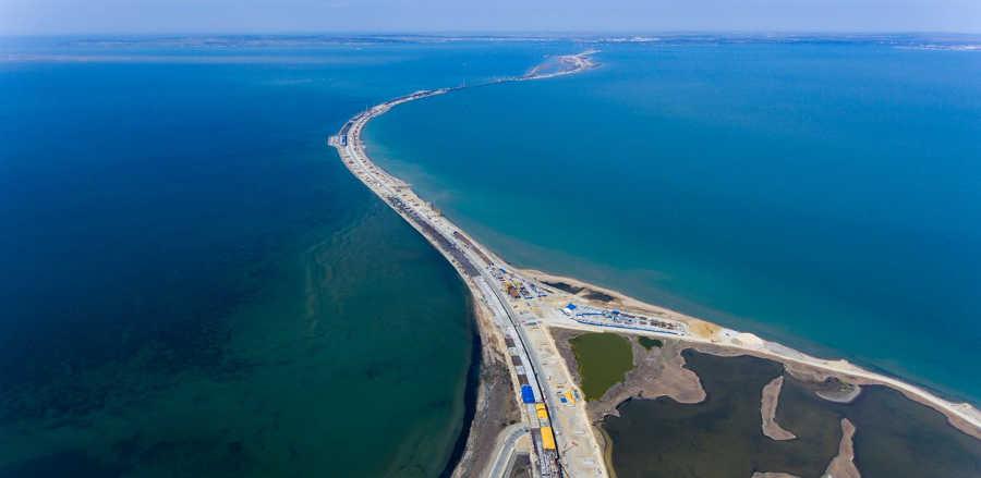Когда построят мост в Крым
