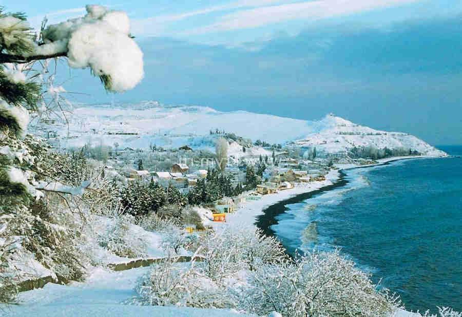 Отдых в Крыму в январе 2018