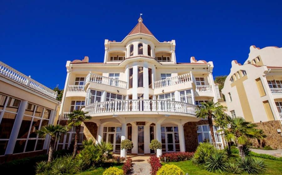Отели для отдыха в Крыму