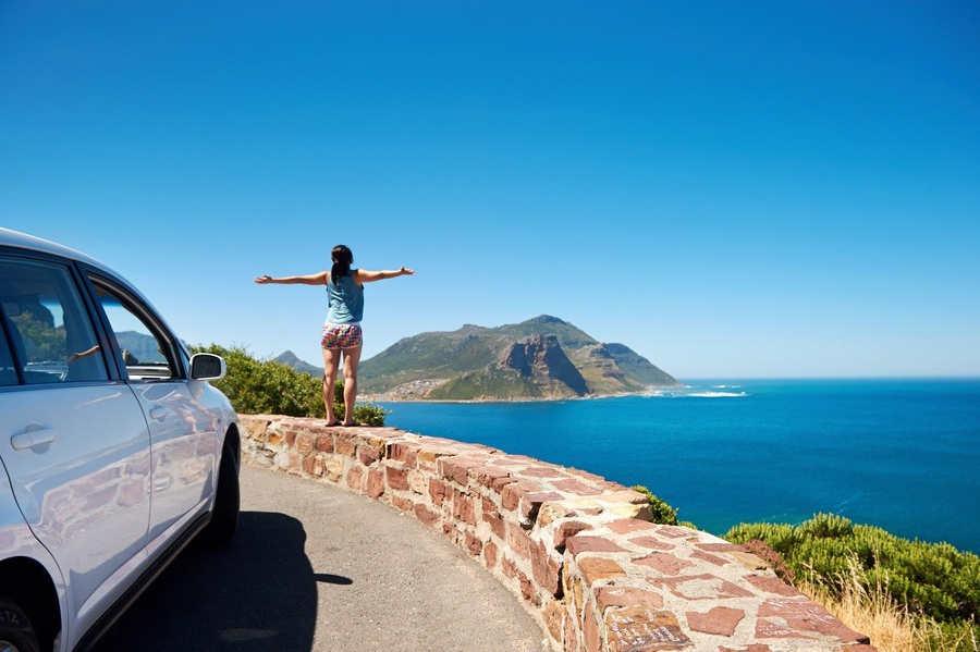 Отдых в Крыму на машине