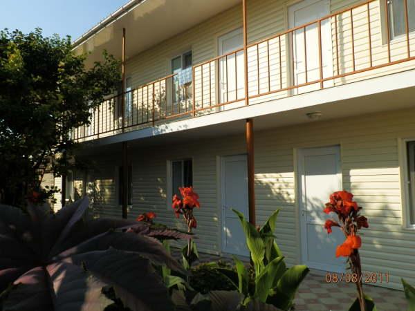 Гостевой дом «Отдыхаем» возле Феодосии 1