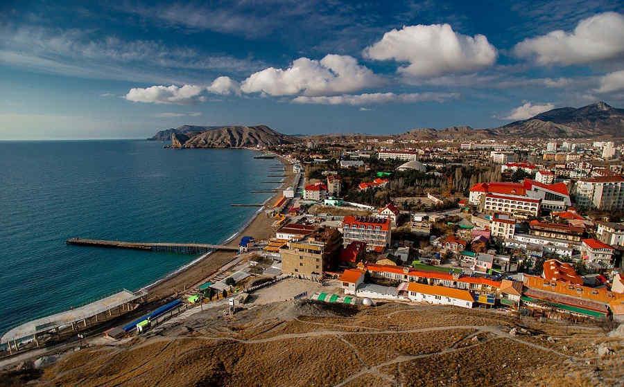 Лучшие районы Крыма для отдыха взрослых и детей