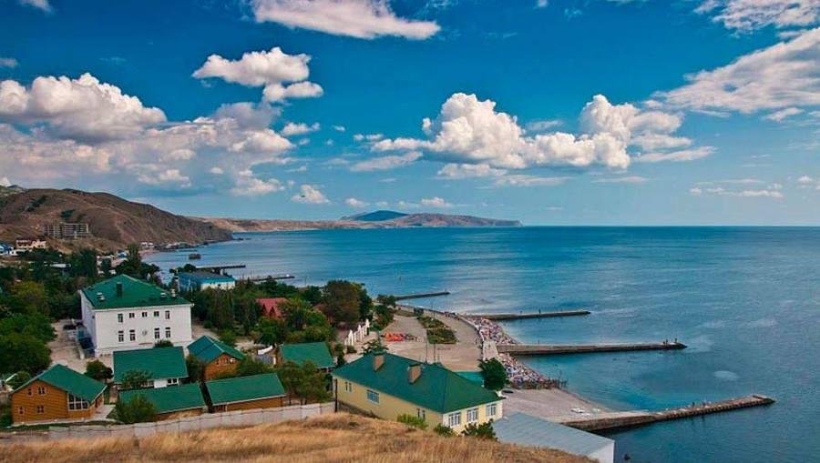 Отдых в поселках Крыма