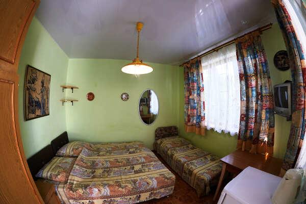 Гостевой дом Вишневая 2 в Учкуевке 5