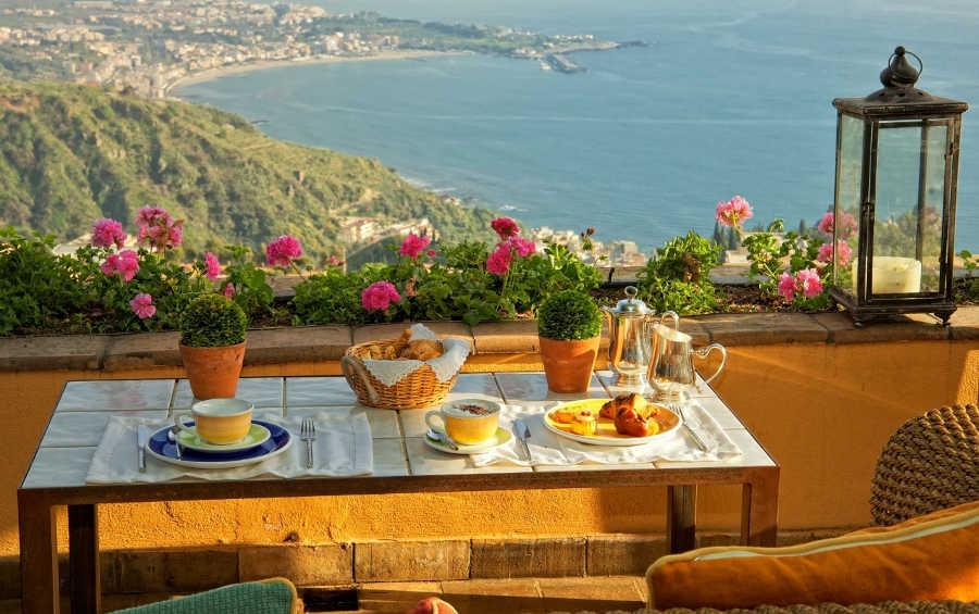 Отдых в Крыму с завтраком