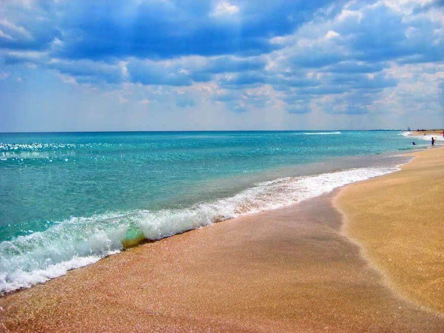 Спокойный отдых в Крыму