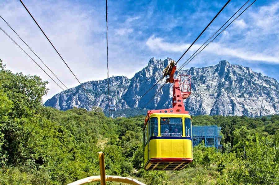 Экскурсионный отдых в Крыму
