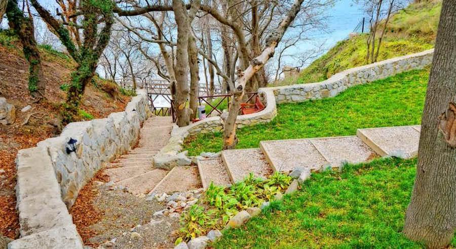 Зеленый отдых в Крыму