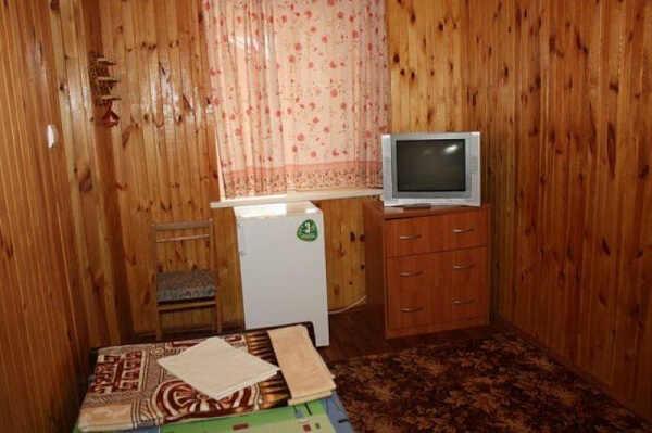 Николас гостевой дом в Николаевке 16