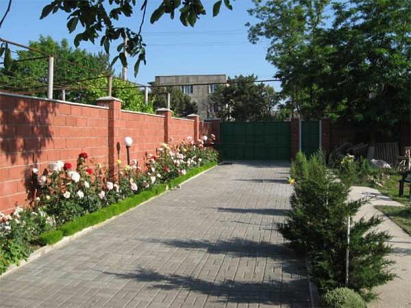 Николас гостевой дом в Николаевке 3