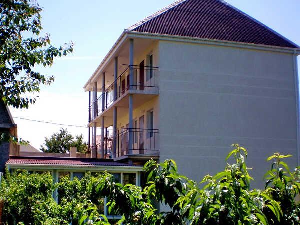 Гостевой дом «Якорь» в Севастополе