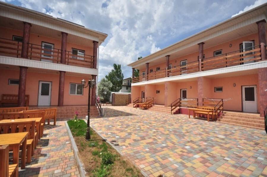 Преимущества отдыха в отелях на «Прибое» в Крыму