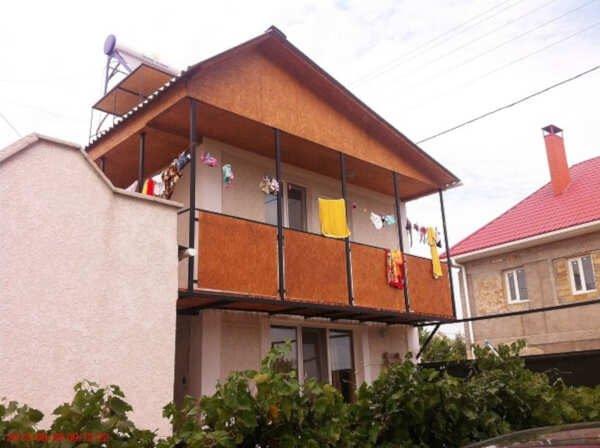 Гостевой дом «ДиНа» в Орловке (Севастополь)